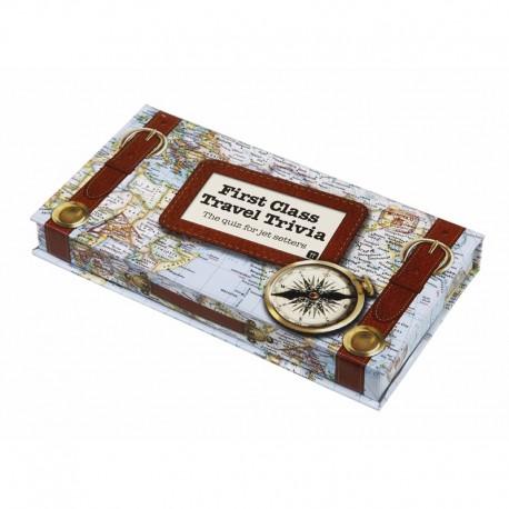 Talking Tables: First Class Travel Trivia Talking Tables 5052714024587