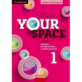 Your Space 1 Učebnice + i-učebnice Flexibooks.cz