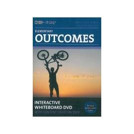 Outcomes Elementary Interactive Whiteboard DVD-ROM