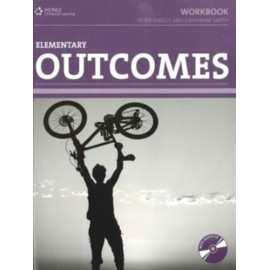 Outcomes Elementary Workbook with Key + Audio CD