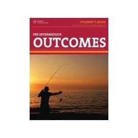 Outcomes Pre-Intermediate Student's Book + Vocabulary Builder + Access to myOutcomes
