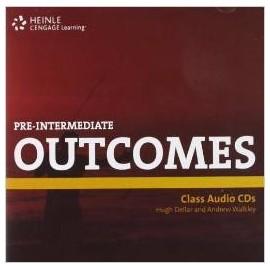 Outcomes Pre-Intermediate Class Audio CDs
