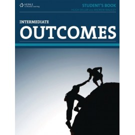 Outcomes Intermediate Student's Book + Vocabulary Builder + Access to myOutcomes