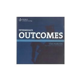 Outcomes Intermediate Class Audio CDs
