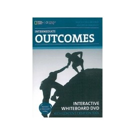 Outcomes Intermediate Interactive Whiteboard DVD-ROM