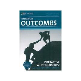 Outcomes Intermediate Interactive Whiteboard DVD-ROM