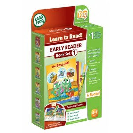 LeapFrog Early Reader LeapReader Book Set 1 - Short Vowels