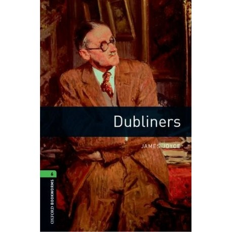 Oxford Bookworms: Dubliners + CD Oxford University Press 9780194238120
