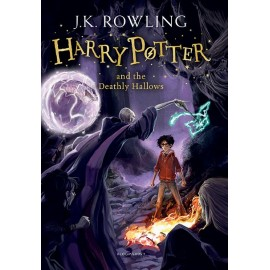 Harry Potter and the Deathly Hallows New Edition