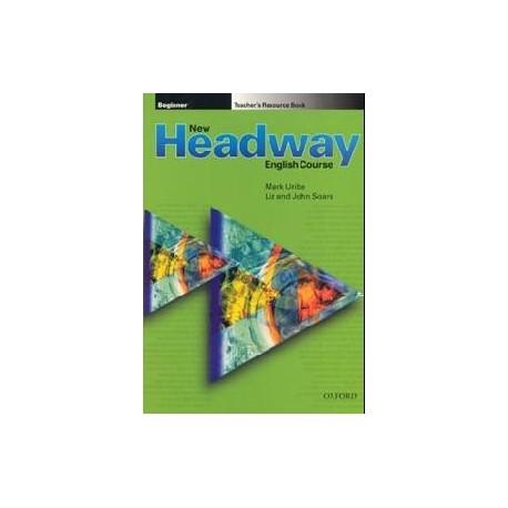 New Headway Beginner Teacher's Resource Book Oxford University Press 9780194376358