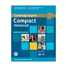 Compact Advanced Student's Book with Answers + CD-ROM