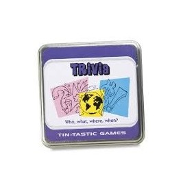 Tin -Tastic Trivia Game