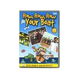 Row, Row, Row Your Boat DVD