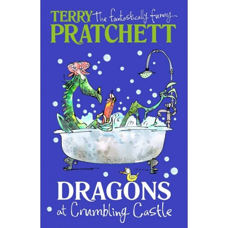 Dragons at Crumbling Castle And Other Stories Doubleday 9780552572804