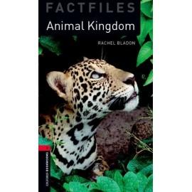 Oxford Bookworms Factfiles: Animal Kingdom + MP3 audio download