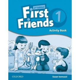 First Friends 1 Second Edition Activity Book