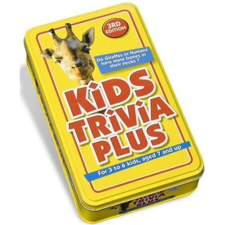 Kids Trivia Plus