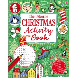 The Usborne Christmas Activity Book