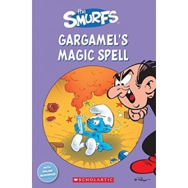 Popcorn ELT: The Smurfs - Gargamel's Magic Spell (Level 1)