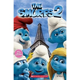 Popcorn ELT: The Smurfs 2 + CD (Level 2)