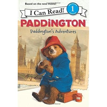 Paddington's Adventures HarperCollins 9780062350015