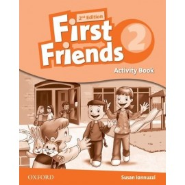 First Friends 2 Second Edition Activity Book