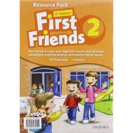 First Friends 2 Second Edition Teacher's Resource Pack