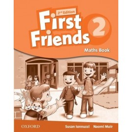 First Friends 2 Second Edition Maths Book