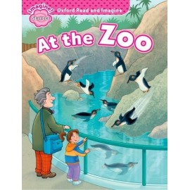 Oxford Read and Imagine Level Starter: At the ZOO