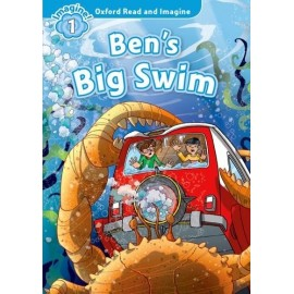 Oxford Read and Imagine Level 1: Ben's Big Swim + Audio CD