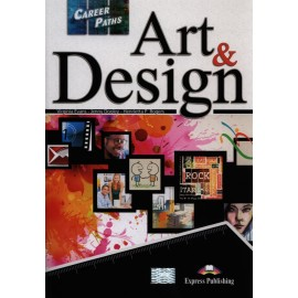 Career Paths: Art & Design Student's Book +Digibook application