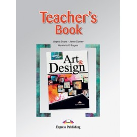 Career Paths: Art & Design Teacher's Book
