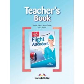 Career Paths: Flight Attendant Teacher's Book + Student's Book + Audio CDs
