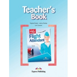 Career Paths: Flight Attendant Teacher's Book + Student's Book + Cross-platform Application with Audio CD