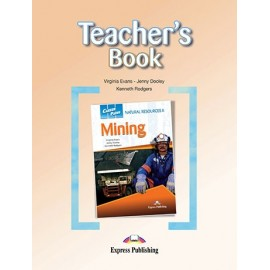 Career Paths: Natural Resources II - Mining Teacher's Book