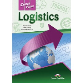 Career Paths: Logistics Student's Book with Digibook App.