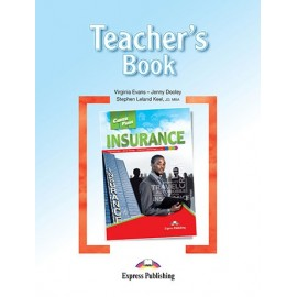 Career Paths: Insurance Teacher's Book