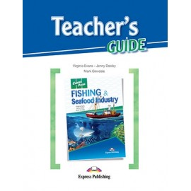 Career Paths: Fishing & Seafood Industry Teacher's Book + Student's Book + Audio CDs