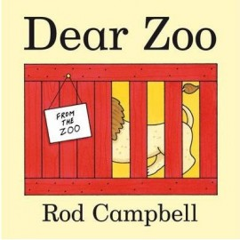 Dear Zoo Lift-the-Flap Board Book