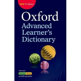 Oxford Advanced Learner's Dictionary 9th Edition + DVD-ROM + Online Access