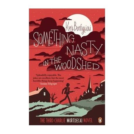 Something Nasty in the Woodshed Penguin 9780241970270