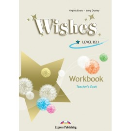 Wishes B2.1 Teacher's Workbook (overprinted)