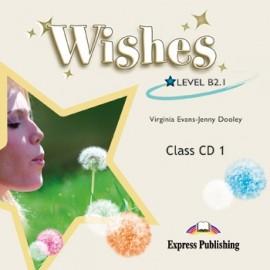 Wishes B2.1 Class CDs