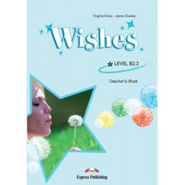 Wishes B2.2 Teacher's Book (overprinted)