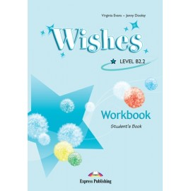 Wishes B2.2 Workbook + ieBook