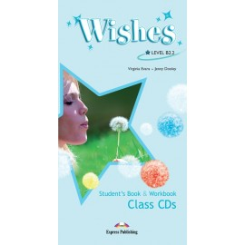 Wishes B2.2 Class + Workbook CDs
