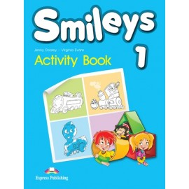 Smileys 1 Activity Book + ieBook