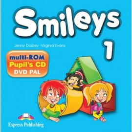Smileys 1 Pupil's MultiROM