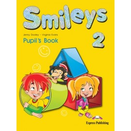 Smileys 2 Activity Book + ieBook