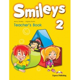 Smileys 2 Teacher's Book (interleaved with Posters)